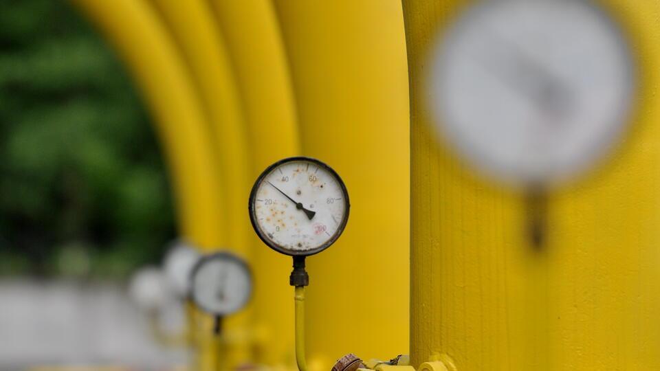 Франция решила заморозить цены на газ до конца 2022 года