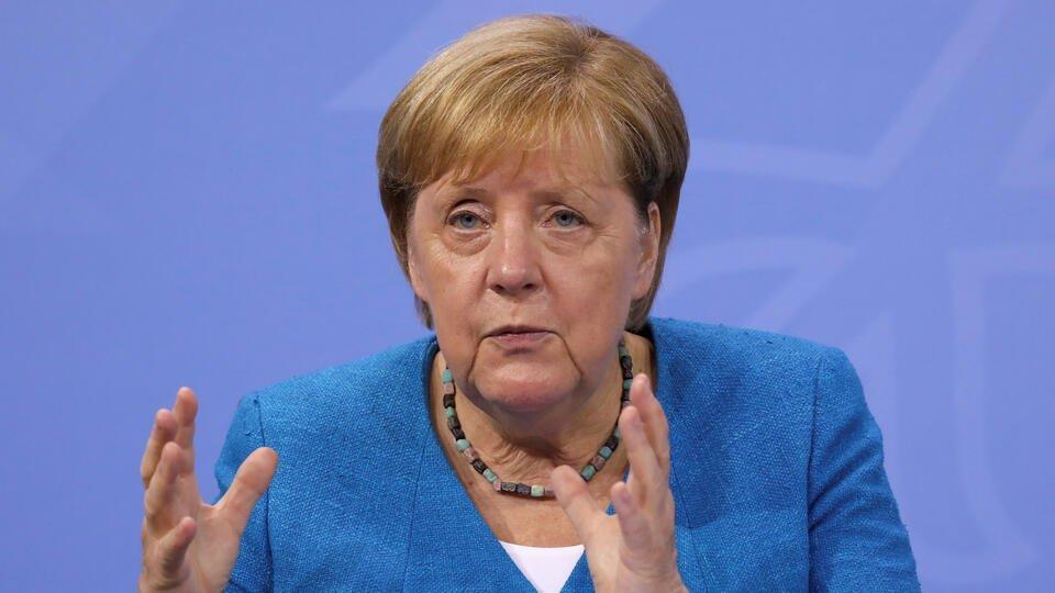Меркель на встрече с Путиным: Это мой прощальный визит