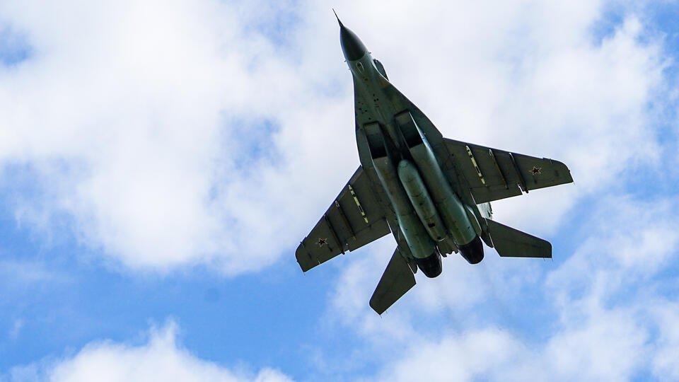 Российские МиГ-29 перехватили норвежские самолеты над Баренцевым морем