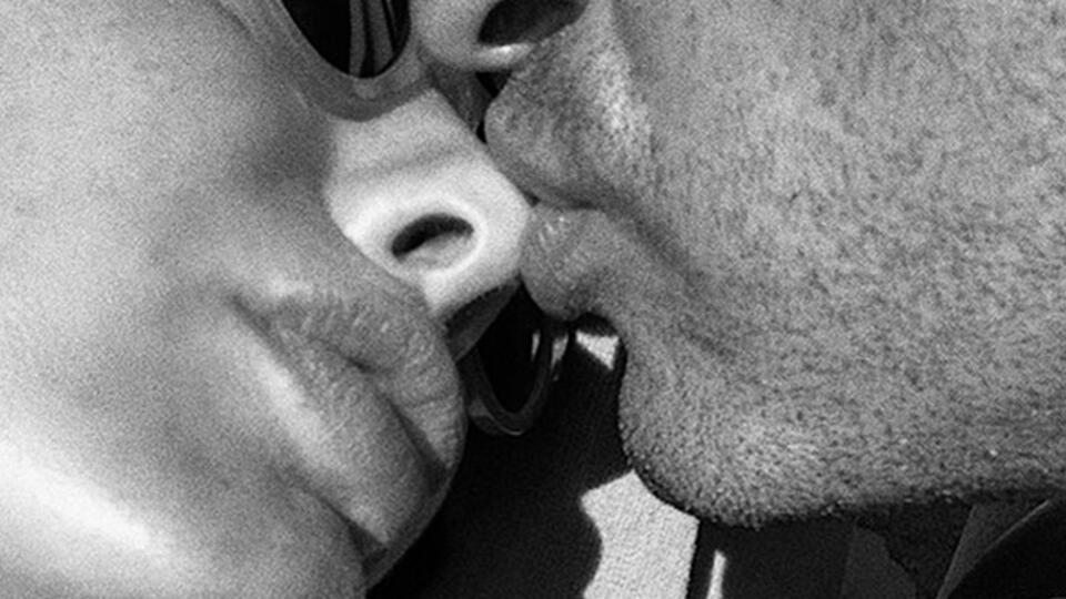 Кети Топурия показала фото поцелуя с новым возлюбленным