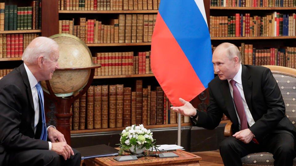 Путин и Байден провели саммит в Женеве: главное