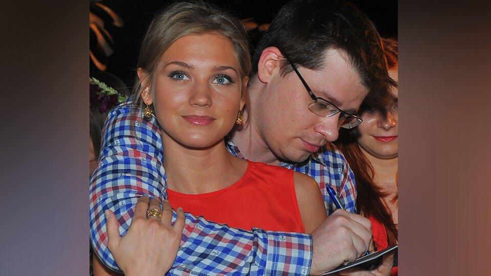 Кристина Асмус про Гарика Харламова: Люблю его, но жить с ним не хочу