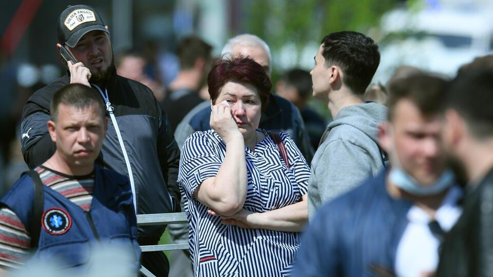 В Татарстане объявлен траур по жертвам стрельбы в школе в Казани