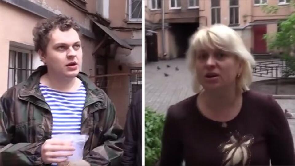Блогер Хованский пообещал затравить учительницу, которая брызнула ему в глаза перцовым баллончиком