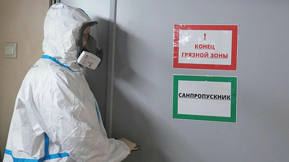 Режим повышенной готовности из-за COVID продлили в Приморье до 30 июня