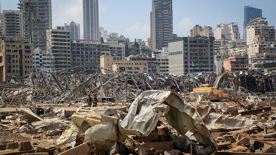 Более 60 человек пропали без вести после взрыва в Бейруте