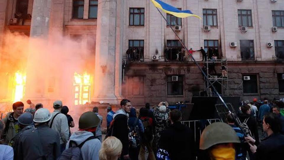 МИД Украины заявил о нежелании РФ выяснять причины трагедии в Одессе