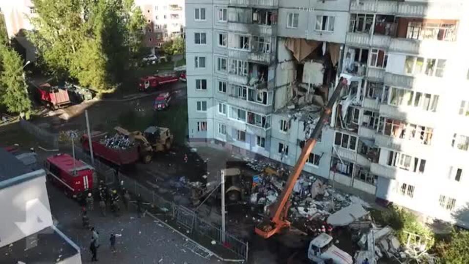 Жильцы дома в Ярославле чувствовали запах газа незадолго до взрыва