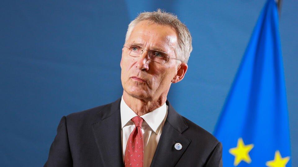 """Столтенберг ожидает """"большего"""" от Украины для вступления в НАТО"""