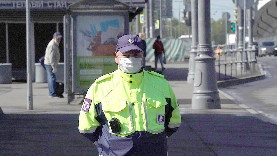 Москвичи во время прогулок должны учитывать место своей прописки
