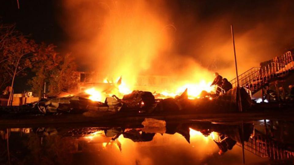 """Директора сгоревшего лагеря """"Холдоми"""" отправили под домашний арест"""
