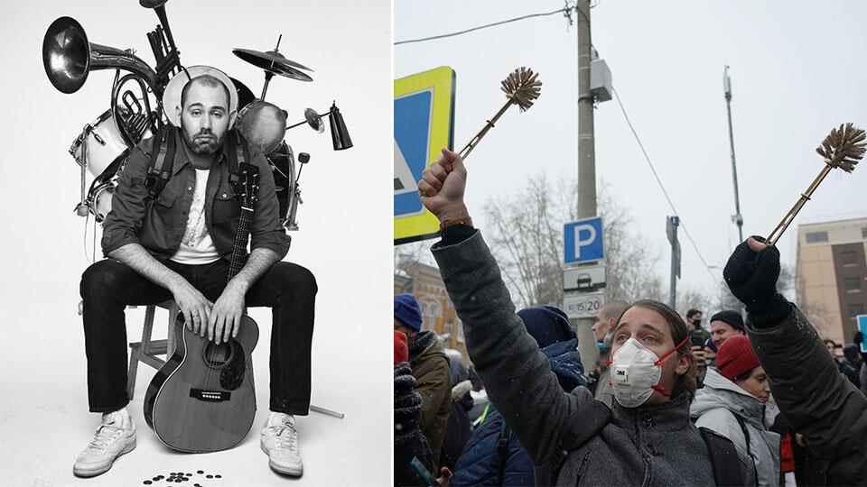 Как Семён Слепаков «продался» «кровавому режиму»