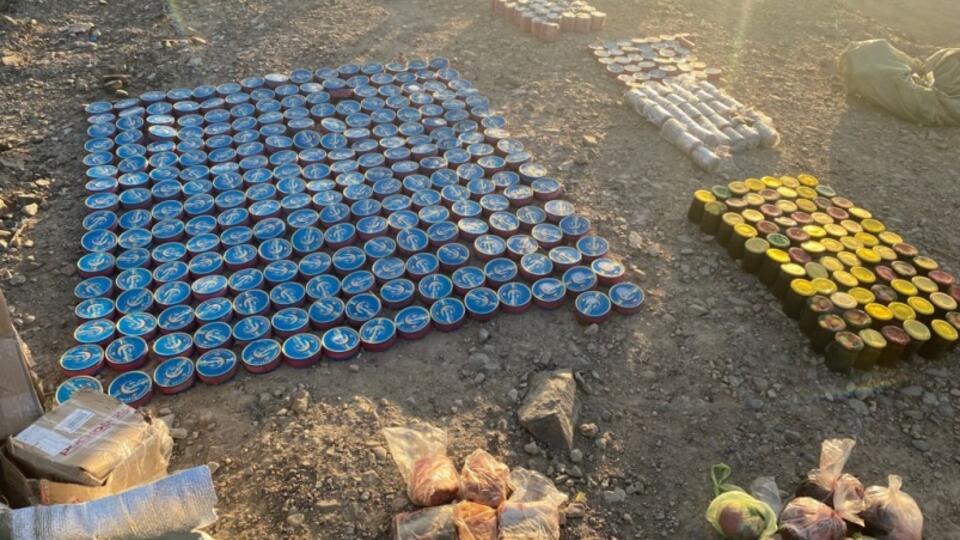 Силовики изъяли 250 кг черной икры у браконьеров в Хабаровском крае