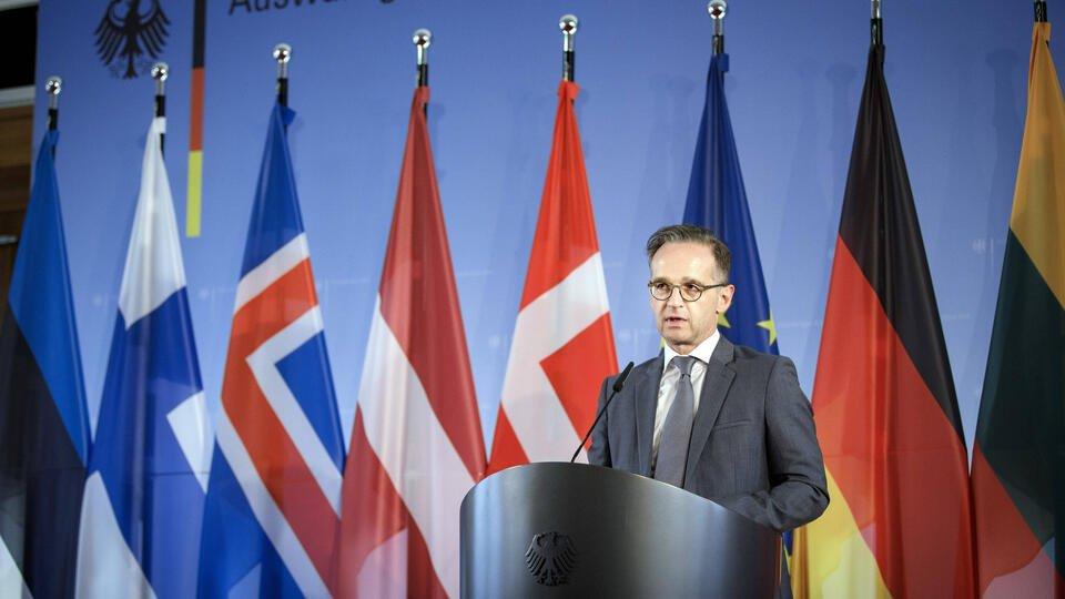 Германия сожалеет о выходе США из Договора по открытому небу