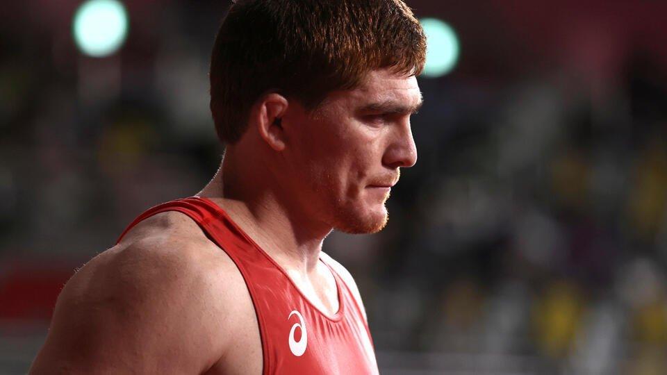 Муса Евлоев стал олимпийским чемпионом по греко-римской борьбе