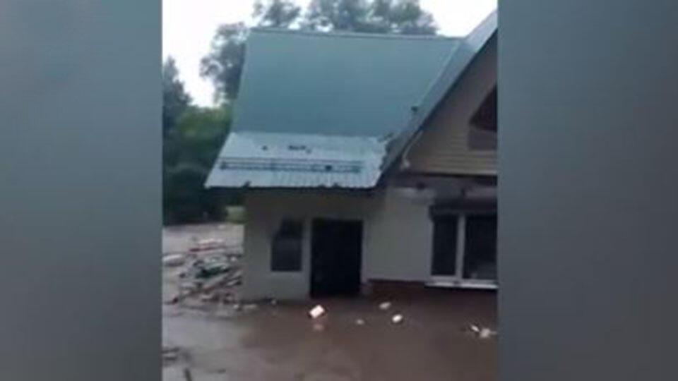 """""""Илюхин дом поехал!"""" Почему произошло разрушительное наводнение в Рузе"""