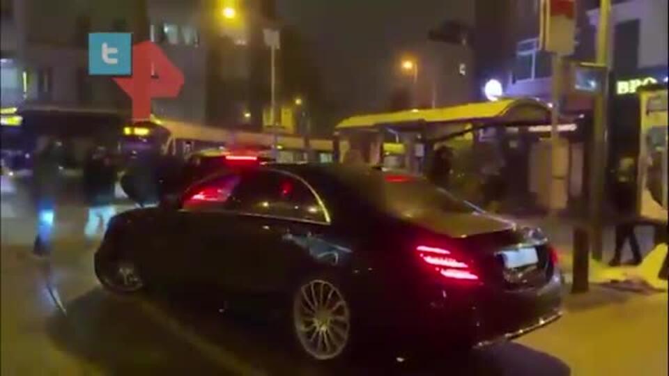 Машина с королем Бельгии оказалась в эпицентре протестов в Брюсселе