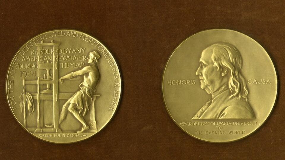 В США назвали лауреатов Пулитцеровской премии