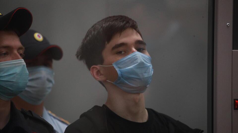 Устроивший стрельбу в казанской школе Галявиев раскрыл свои мотивы