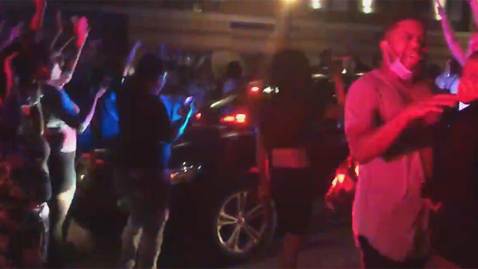 Бунты против полицейского произвола охватили мегаполисы США