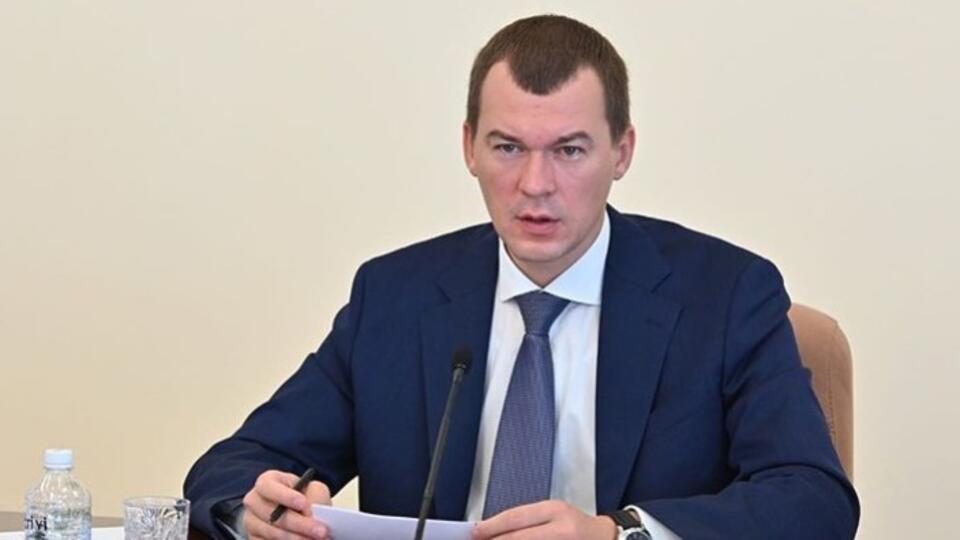 Дегтярев представит Путину предложения по развитию Хабаровского края