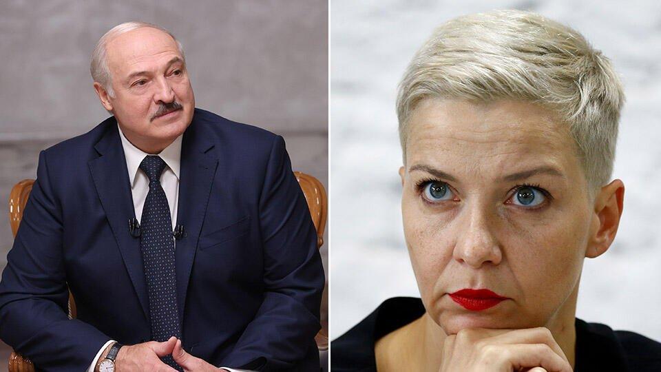 Лукашенко подтвердил задержание Колесниковой на границе с Украиной