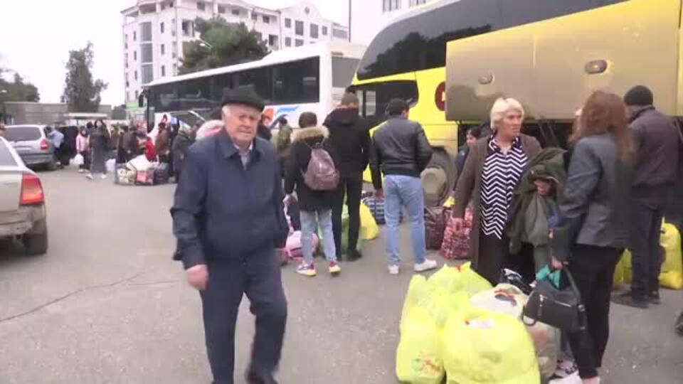 Российские миротворцы помогли вернуться 4 тыс. беженцев в Степанакерт