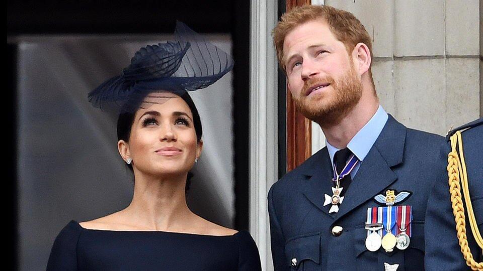 Принц Гарри и его жена прекратят использовать бренд Sussex Royal