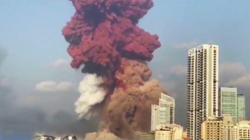 Капитан перевозившего селитру в Бейрут судна назвал версии взрыва