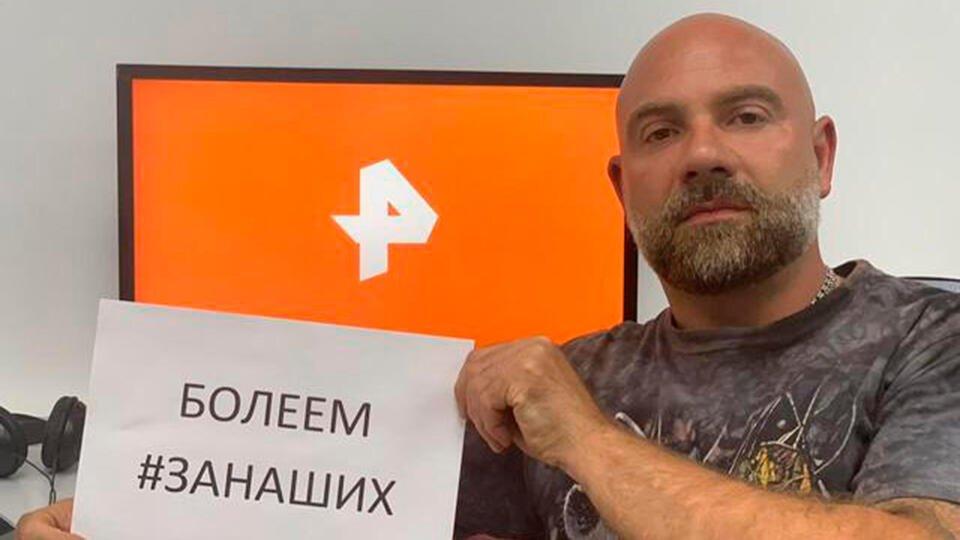 #ЗАНАШИХ: Россияне поддерживают российских бойцов Ананяна и Харитонова