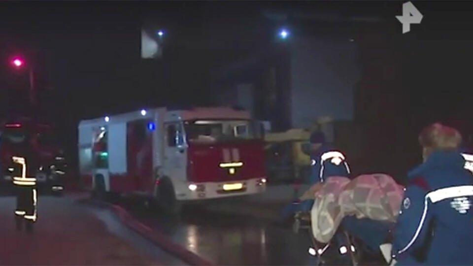 Бастрыкин взял на контроль дело о пожаре в доме престарелых в Москве