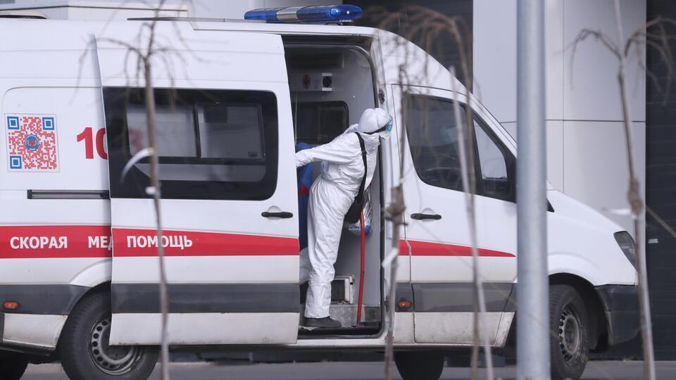 Из больницы в Москве сбежала женщина с подозрением на коронавирус