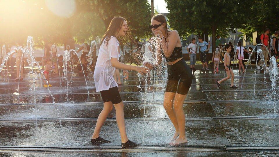 Москвичам пообещали усиление жары до 35 градусов