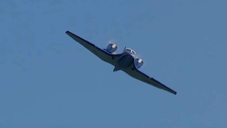 Легкомоторный самолет упал в Тульской области