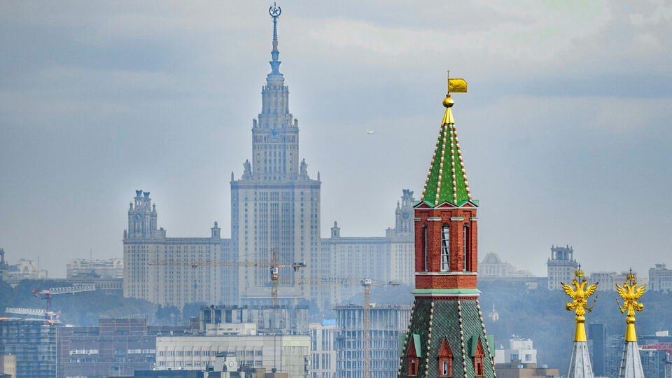 Москвичи не увидят солнечное затмение из-за облаков