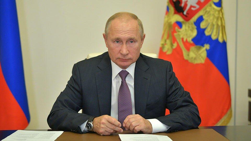 Путин: Дорожный комплекс России сейчас на подъеме