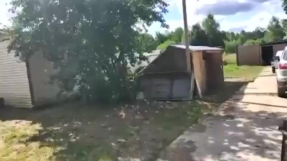 Появилось видео перестрелки спецназа с наркоторговцем в Ленобласти