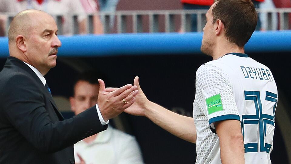 Боярский призвал Черчесова вернуть Дзюбу в сборную