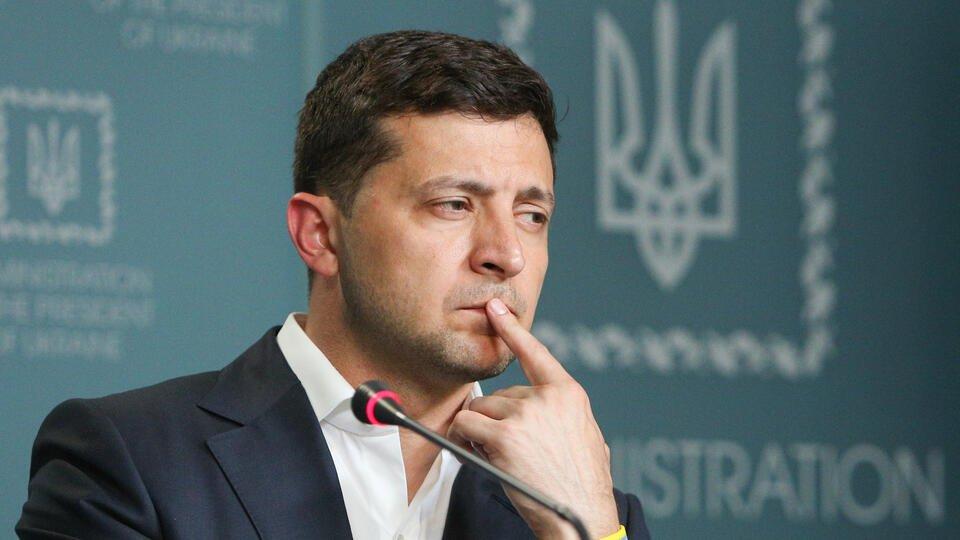 Зеленский попросил разрешить Украине вступить в НАТО ради безопасности