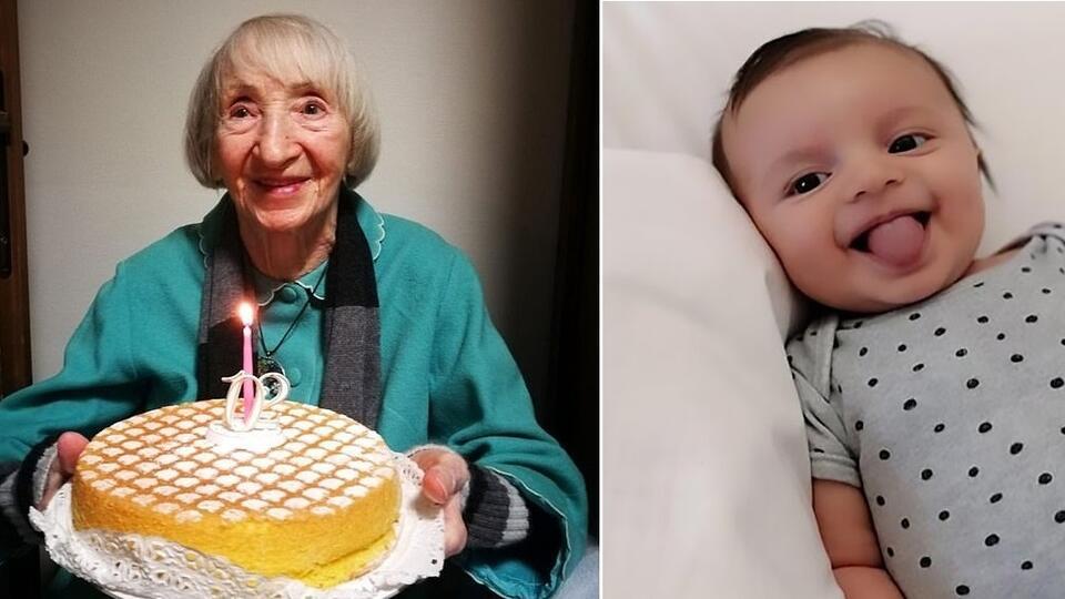 100-летние бабушки и малыш: трогательные истории победителей COVID-19