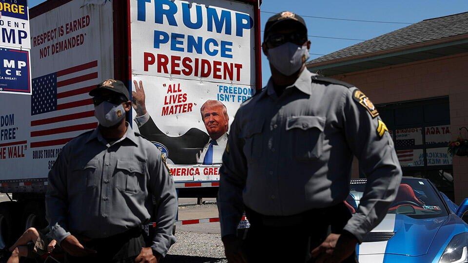 Протесты с новой силой: в Пенсильвании полицейские застрелили мужчину