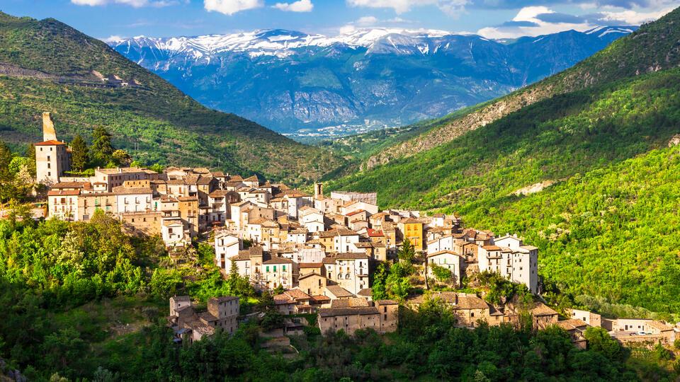 Дома за один евро начали продавать в итальянском городе