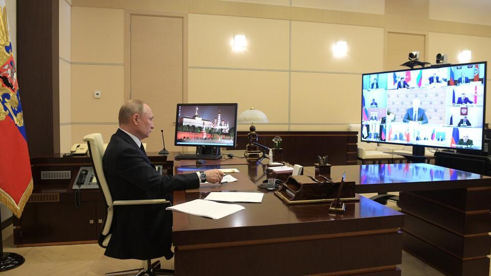 Главные заявления Путина о борьбе с коронавирусом