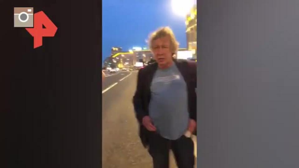 """""""То есть никто не умер?"""": видео с пьяным Ефремовым после ДТП в Москве"""