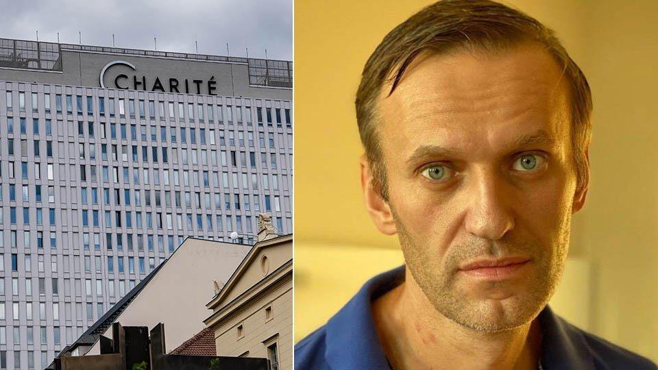 """Германия отказалась раскрывать данные об """"уликах"""" в деле Навального"""