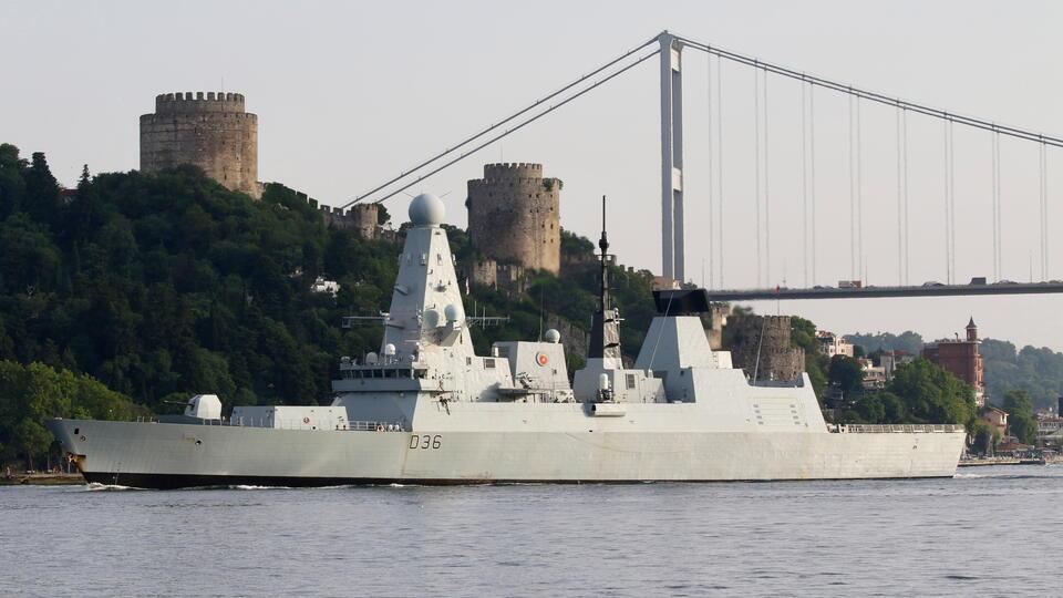 МИД о Defender в Черном море: лучше не соваться, получат по носу