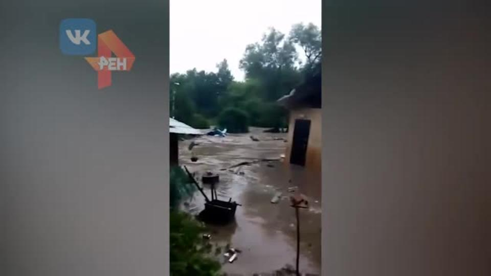 Глава Подмосковья дал команду помочь жителям Рузы из-за прорыва дамбы
