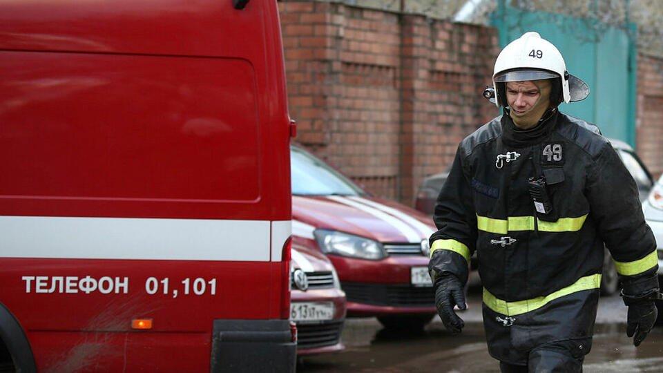 Женщина-инвалид погибла при пожаре в жилом доме в Петербурге