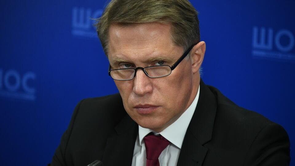 Минздрав назвал процент свободных коек для пациентов с COVID-19 в РФ