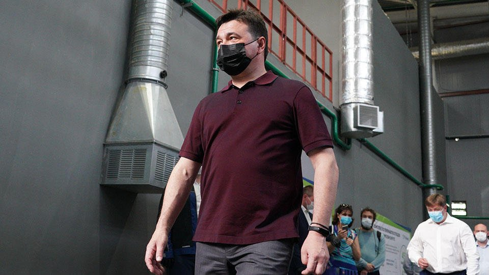 Воробьев поручил включить отопление в Подмосковье